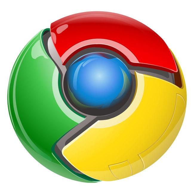 구글 크롬 인터넷익스플로러(IE) 이기다.