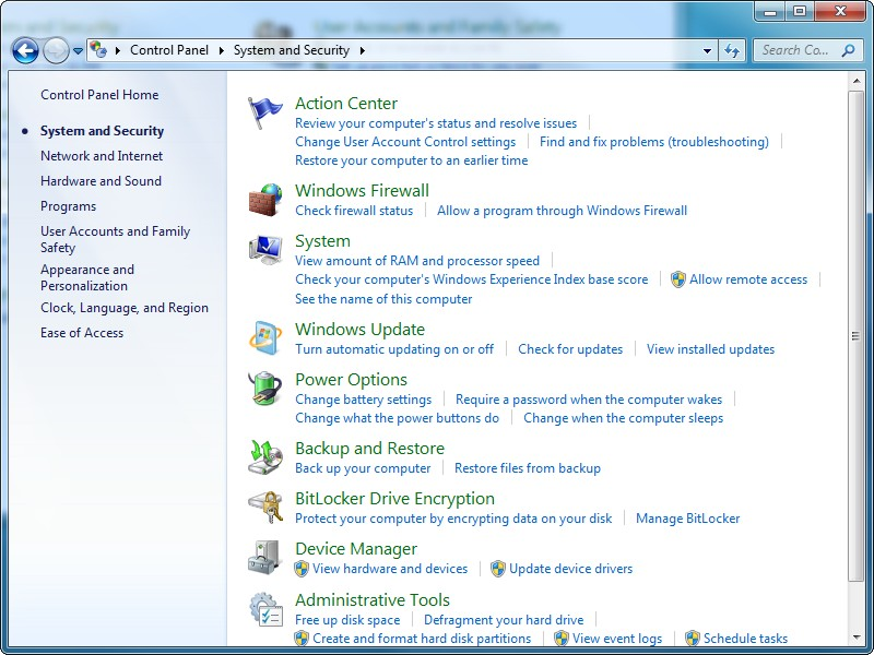 08 Windows 7 Build 7032 Screenshots