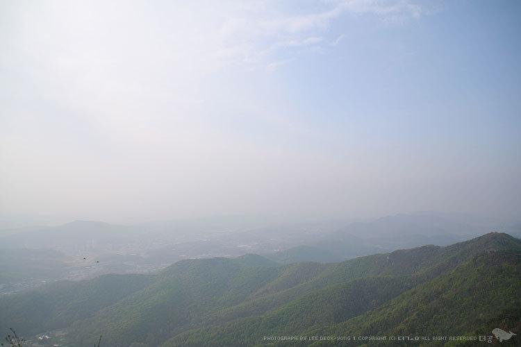 수리산 수암봉
