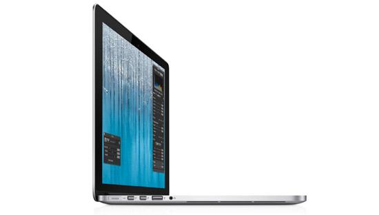 2012 New MacBook Pro with Retina Display 2