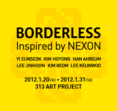 BORDERLESS Inspired by Nexon