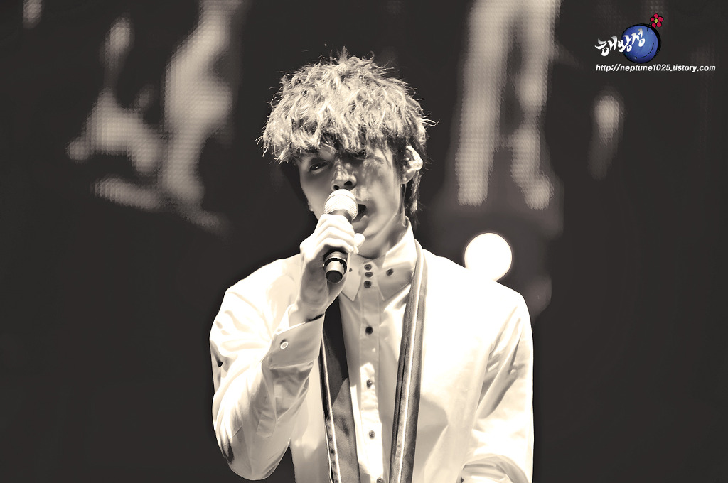 120204 BEAUTIFUL SHOW < 손동운 >