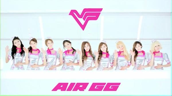 AIR GG FLIGHT ATTENDENCE