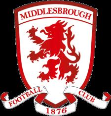 Middlesbrough emblem(crest)