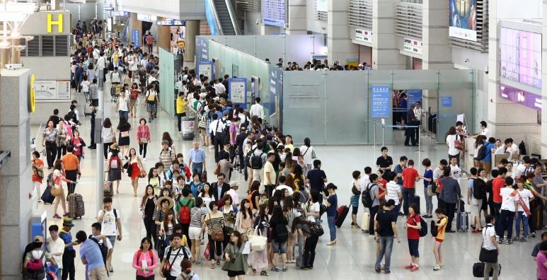 외국 나갈 때 출국 심사인 도장 생략, 2016년 11월부터 시행