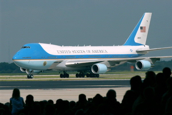 에어포스원 Air Force One 747-200B