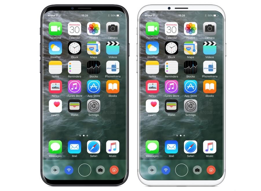아이폰 8 블랙, 아이폰 8 화이트