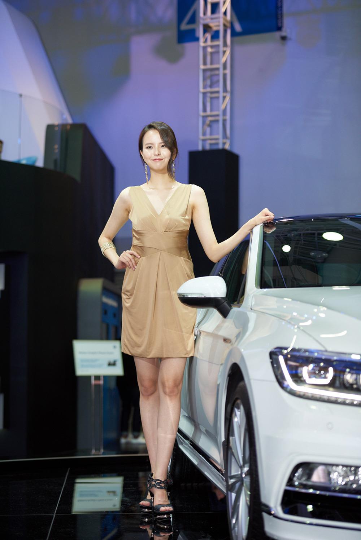 Volkswagen Model - 류서현
