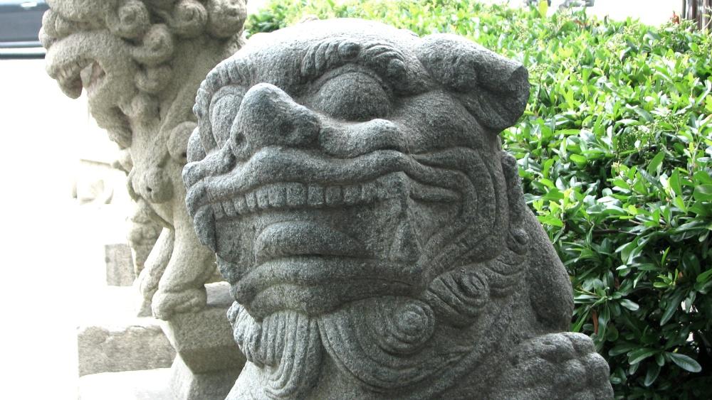 옥련선원(玉蓮禪院)에서 보는 석물