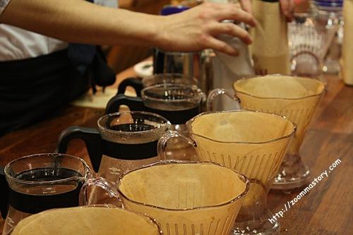 바리스타, 핸드드립, 커피