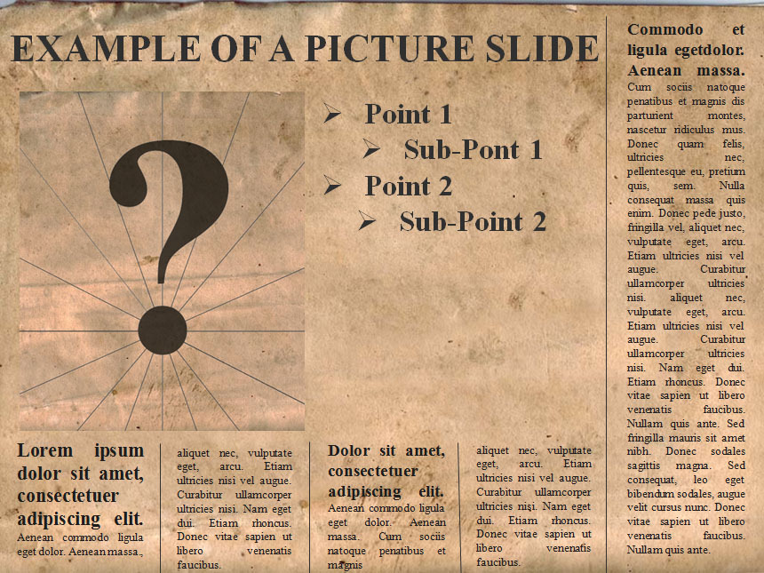 Editable Old Newspaper Template Image Collections Template Design