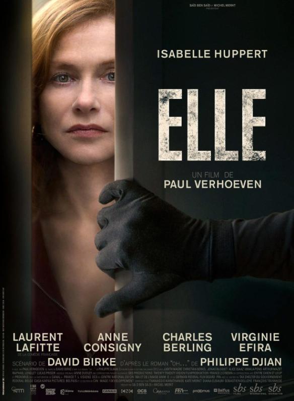 [영화읽기] 가부장제의 폭력을 되받아 치는 발칙한 그녀 <Elle (폴 버호벤, 2016)>