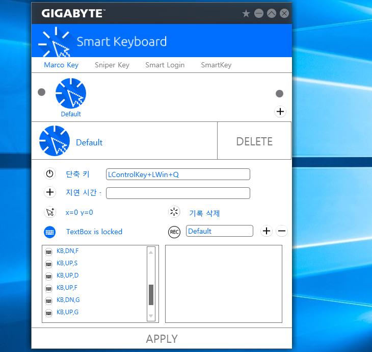 기가바이트 GA-Z170X-Gaming 7, 앱 센터, 활용하기,IT,IT 제품리뷰,기가바이트,메인보드,기가바이트 메인보드,기가바이트 GA-Z170X-Gaming 7 앱 센터를 활용하면, 오버클러킹을 간단히 할 수 있고 또는 쉽고 간단하게 모니터링을 할 수 있습니다. 게임을 하면서 온도를 확인한다거나 시스템 상태를 체크하는 것이 가능하더군요. 새로운 유틸리티를 이용해서 메인보드 색도 바꿀 수 있는데요. 기가바이트 GA-Z170X-Gaming 7는 서로 다른 컬러를 이용해서 메인보드의 느낌을 바꿔주는 기능이 있습니다. 이 외에도  매크로를 만들거나 빠른 부팅을 하게 한다거나 하는 등 다양한 앱들을 지원했습니다. 그리고 이 모든 것들은 앱 센터를 설치하는 것으로 모두 사용이 가능한데요. 꼭 스마트폰에서 스토어를 활용하는 것처럼 사용이 가능 합니다. 다음에도 추가되는 앱들을 이곳에서 통합하여 사용이 가능하죠.