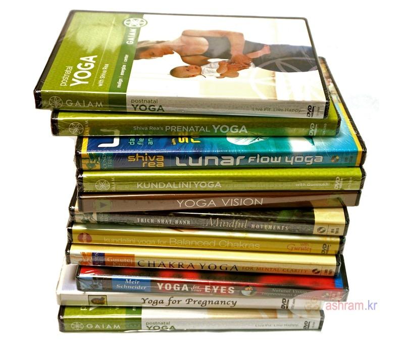 요가지도자를 위한 전문 요가강의 DVD 시리즈 [1] 임산부 출산후 요가