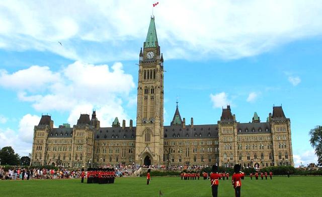캐나다 국회의사당 Parliament of Canada