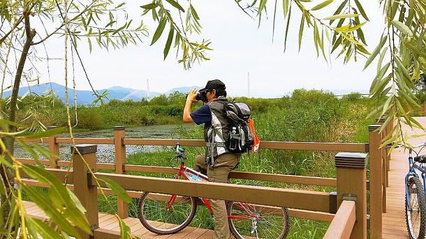 자전거라이딩 부산명소