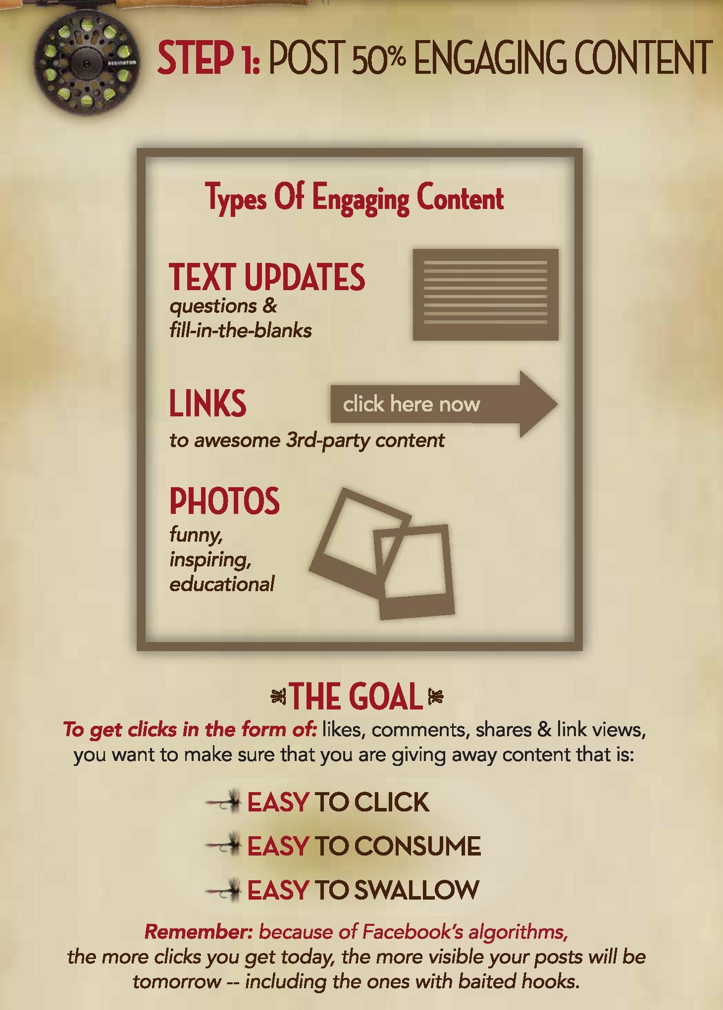페이스북 콘텐츠 작성법