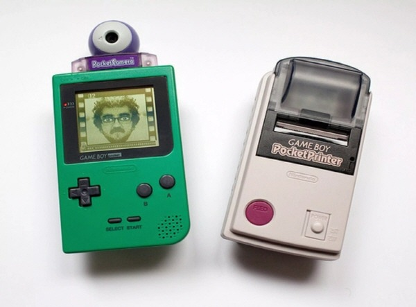 Game Boy Camera/ Printer
