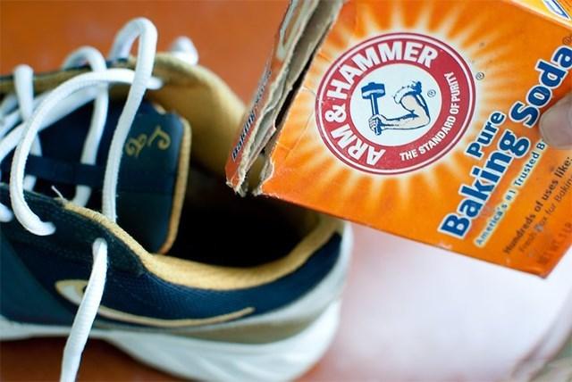 신발냄새없애는방법 베이킹소다활용법 생활