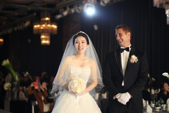 인간극장 조셉과 네여자 강초롱 결혼식