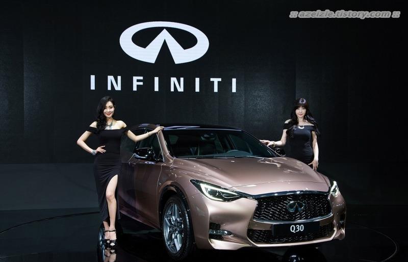 인피니티 Q30 출시 가격 경쟁력은 어디에?