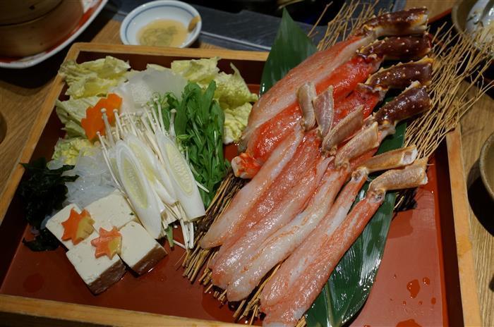 [홋카이도 여행] 기린 비루엔(기린 맥주원)에 게 샤브샤브를 먹었다.