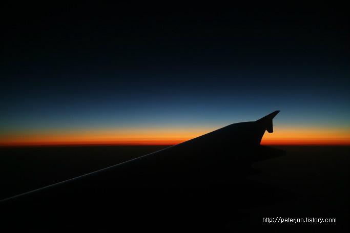 하늘에서 맞이한 일출, 캐논 미러리스 EOS M3