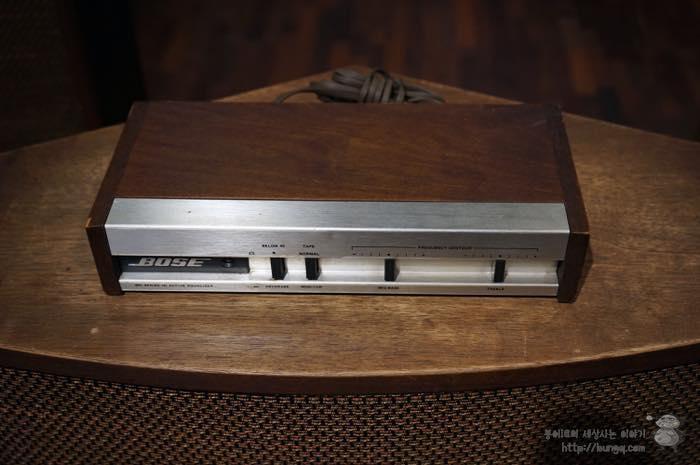 50주년을 맞이한 사운드 명가 보스