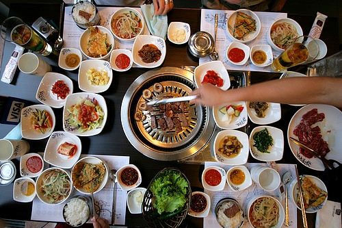 Korean Food Catering Near Cypress