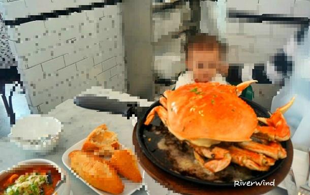 던지네스 크랩-Dungeness Crab