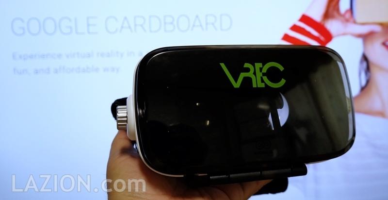 뫼비우스 VREC, 카드보드 VR도 이 정도면 괜찮네