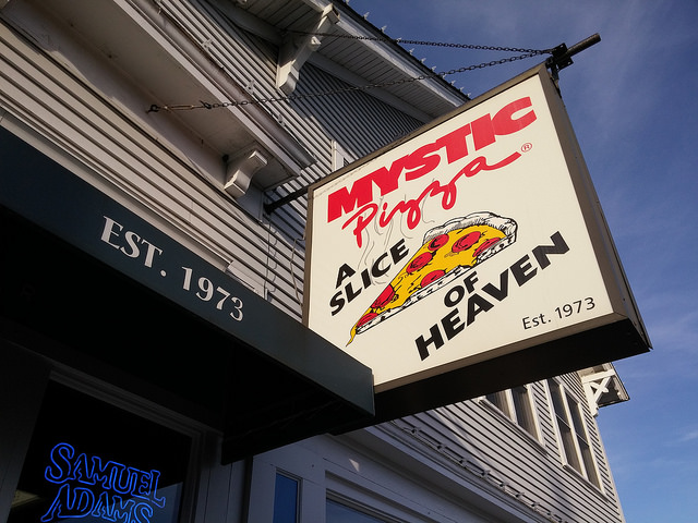 340. Mystic Pizza [Mystic, CT]