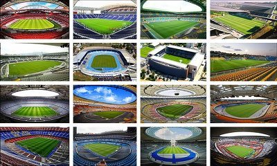 FM 2017 Mini Stadiums