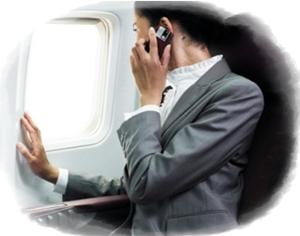 휴대전화와 항공여행
