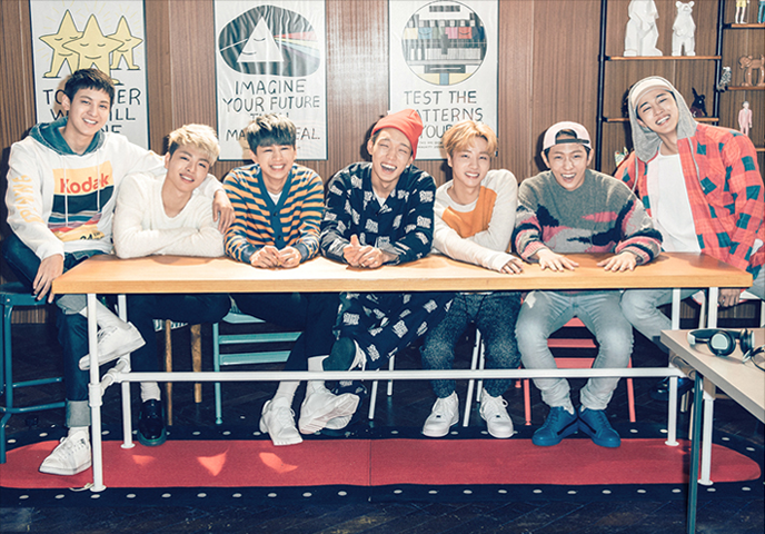 yg 신인그룹 아이콘(iKON)