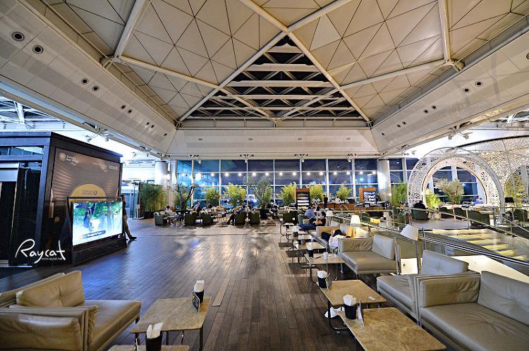 터키공항 터키항공 CIP 라운지 대 휴게실