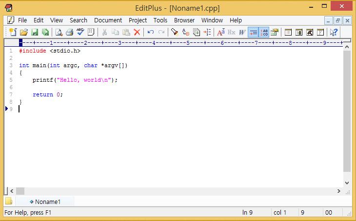 editplus 닫는 태그, 에디터플러스 닫는 태그, 강조 방법, 괄호 강조, Matching Brace, IT, 프로그래밍, Editplus, Editplus 닫는 태그 강조 하는 방법을 배워보도록 하겠습니다. 물론 어려운건 아닙니다. 그냥 이런게 있다는 것과 써보면 편하다는것을 설명할 것입니다. 괄호 강조 라는 기능인데요. 에디터 플러스로 코드를 만들다 보면 가끔 햇갈릴 때가 있습니다. Editplus 닫는 태그 강조 방법을 쓰면 간단히 해결이 되는데요. 보기에서 괄호 강조를 켜주기만 하면 됩니다. 이렇게 하면 닫는 태그나 시작하는 태그에 커서를 가져가면 어느부분까지 한 블럭인지 쉽게 알아볼 수 있도록 색으로 구분해줍니다. 잘 활용하면 어느부분에서 안닫았는지 또는 시작을 안했는지도 쉽게 알아차릴 수 있죠. 물론 코드를 잘 정리해두면 실수할 일이 적긴 하지만 코드 라인 수를 줄인다고 줄이다보면 복잡해지므로 이럴때는 쓸만하죠.editplus 닫는 태그, 에디터플러스 닫는 태그, 강조 방법, 괄호 강조, Matching Brace, IT, 프로그래밍, Editplus, Editplus 닫는 태그 강조 하는 방법을 배워보도록 하겠습니다. 물론 어려운건 아닙니다. 그냥 이런게 있다는 것과 써보면 편하다는것을 설명할 것입니다. 괄호 강조 라는 기능인데요. 에디터 플러스로 코드를 만들다 보면 가끔 햇갈릴 때가 있습니다. Editplus 닫는 태그 강조 방법을 쓰면 간단히 해결이 되는데요. 보기에서 괄호 강조를 켜주기만 하면 됩니다. 이렇게 하면 닫는 태그나 시작하는 태그에 커서를 가져가면 어느부분까지 한 블럭인지 쉽게 알아볼 수 있도록 색으로 구분해줍니다. 잘 활용하면 어느부분에서 안닫았는지 또는 시작을 안했는지도 쉽게 알아차릴 수 있죠. 물론 코드를 잘 정리해두면 실수할 일이 적긴 하지만 코드 라인 수를 줄인다고 줄이다보면 복잡해지므로 이럴때는 쓸만하죠.
