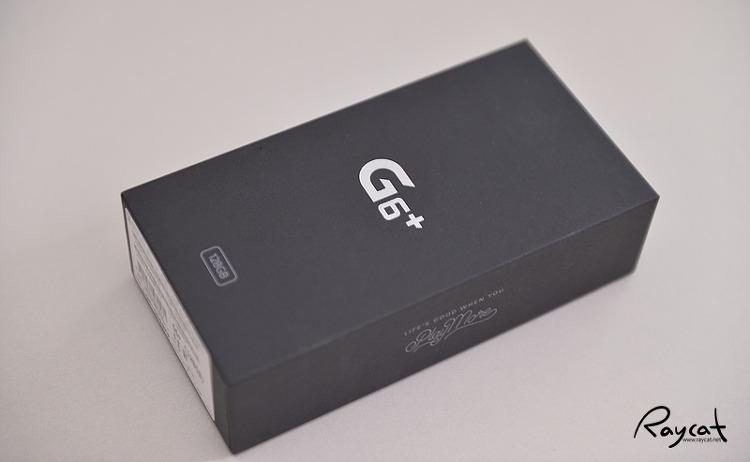 LG G6 PLUS UNBOXING