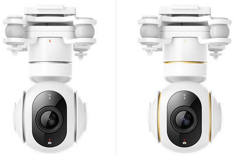 샤오미 드론 3축짐벌 카메라