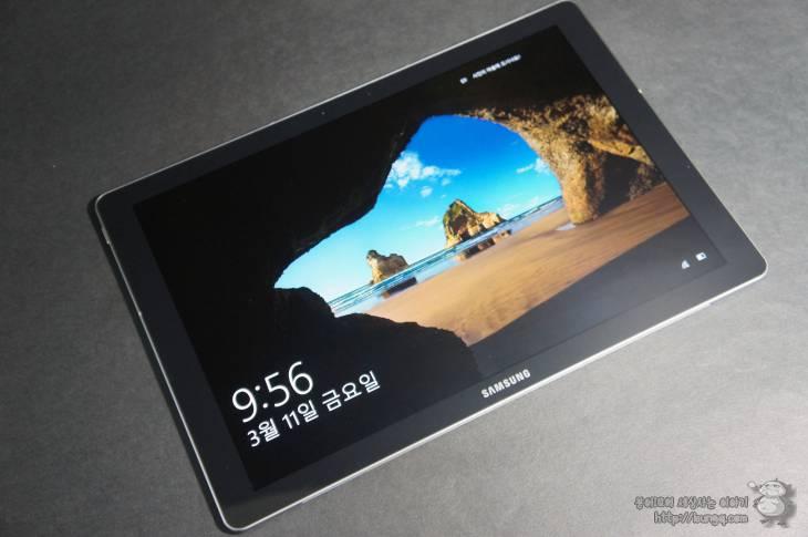 갤럭시 탭 프로S,  패키지, 디자인, 리뷰, 개봉기 윈도우태블릿, 스펙