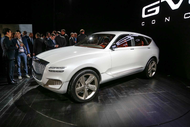 GENESIS :: 제네시스 GV80 SUV 컨셉트카(GV80 SUV Concept)