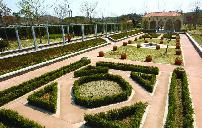 이탈리아 정원