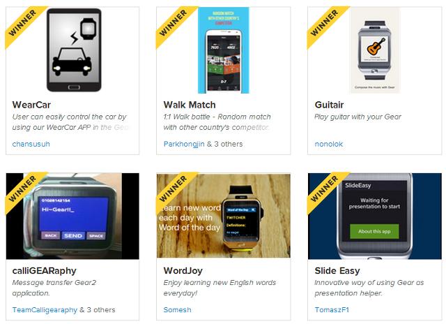 기어2 앱, 기어2 개발자, 기어2 앱 개발, 기어 앱 첼린지, 삼성 앱 첼린지, 기어2 앱 추천,