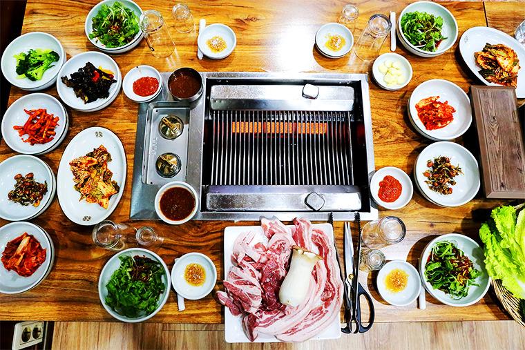서귀포 맛집 쇠소깍 식당 추천 쇠소깍가든