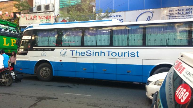 씬투어리스트 관광버스 이미지