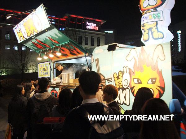 서울 밤도깨비 야시장 - DDP 사진들