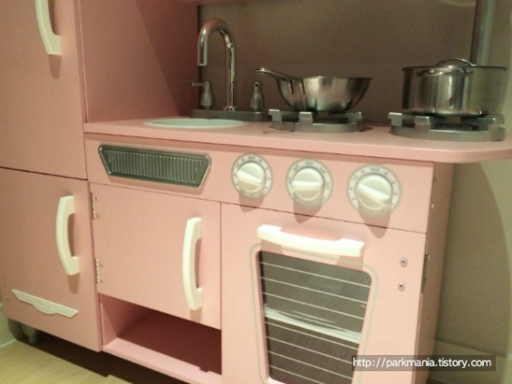 Kidkraft Vintage Kitchen Set Pink