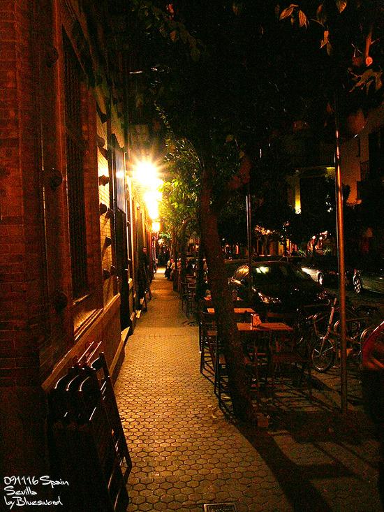 Spain / Sevilla, 산책하기 좋은 세비야에서의 낮과 밤