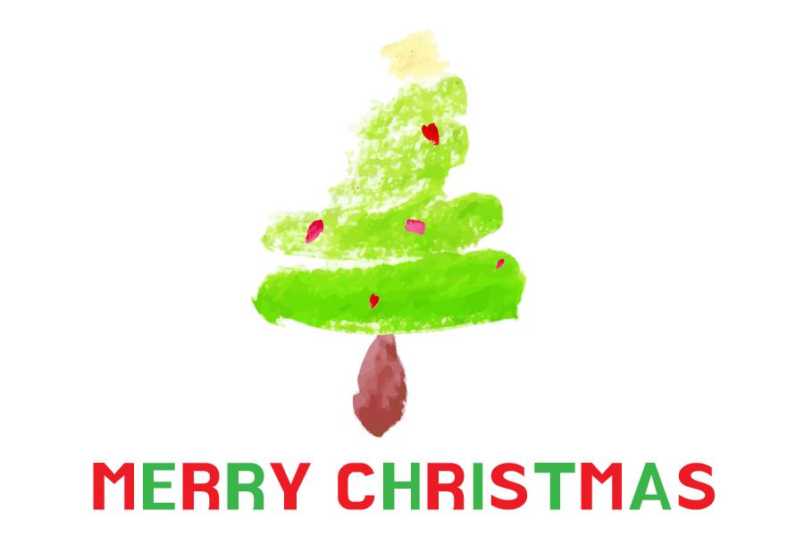 페이퍼온넷 2014 크리스마스 카드