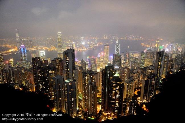 홍콩 여행 / 백만달러 짜리 야경을 볼 수 있는 빅토리아 피크 / The Victoria Peak Hongkong